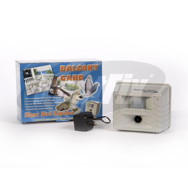 Balcony Guard Ultrasonic Bird Deterrent