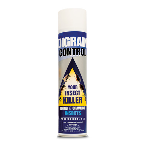 Digrain Control - Cockroach Killer - Surface Spray