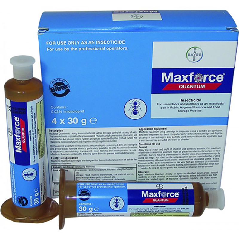 Maxforce Quantum Ant Killer Gel by Bayer 30g