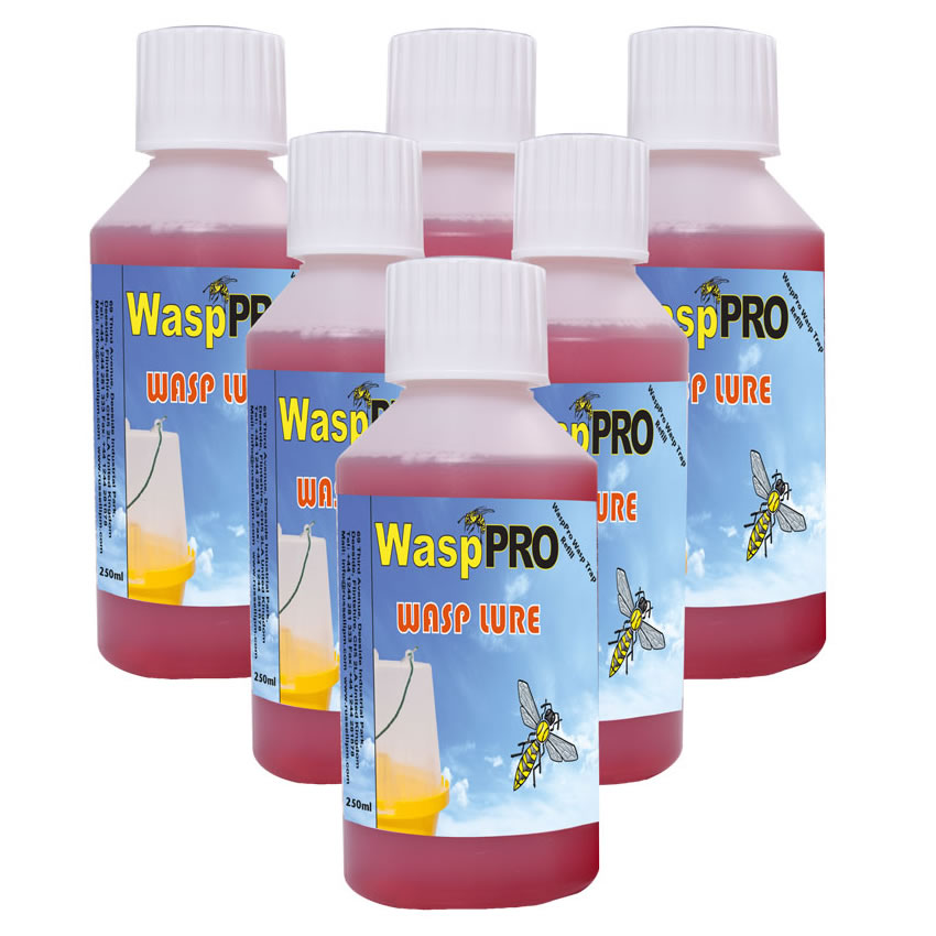 Wasp Pro Wasp and Fly Lure 250ml