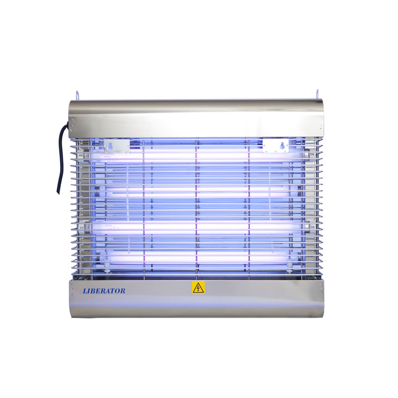 Genus Liberator Electric Kill Grid Flying Insect Killer Range
