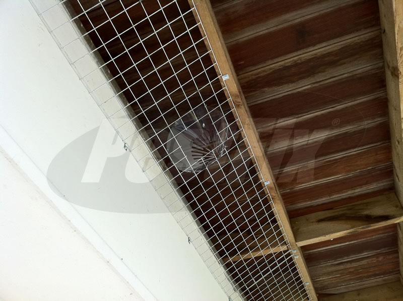 Bird Scape Humane Netting Escape Funnels