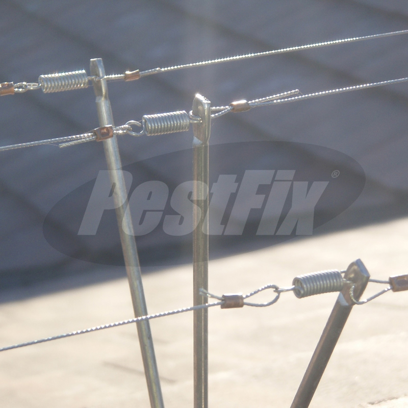 Seagull Post and Wire Kit For Triangular Ridge Tiles