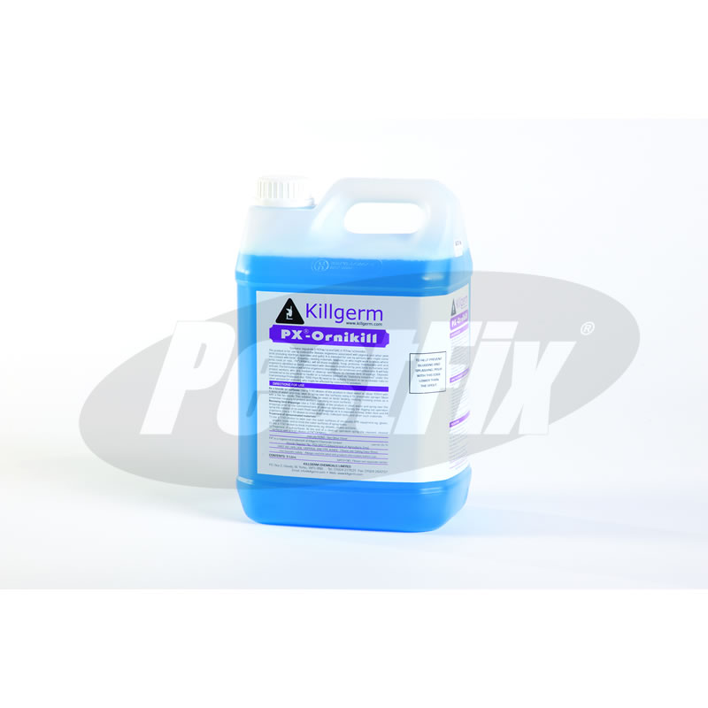 PX Ornikill Avian Disinfectant Concentrate