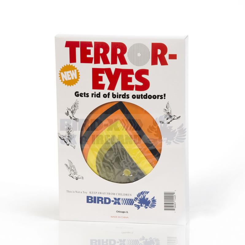 Terror Eyes Visual Bird Scarer by Bird-X