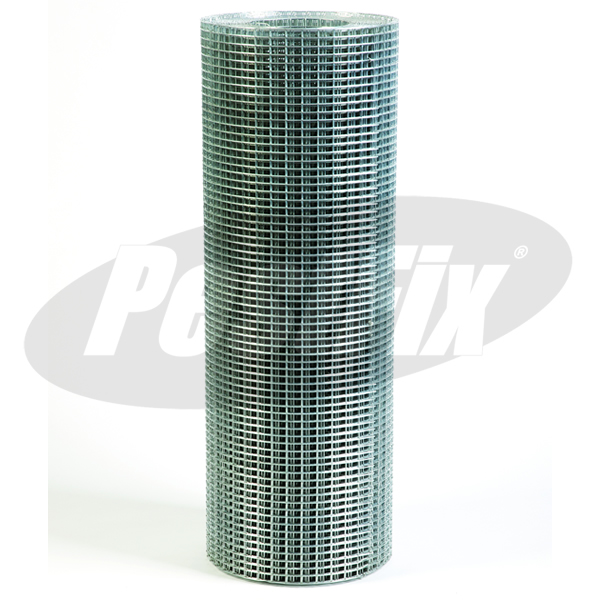 Weldmesh 25mm X 25mm 15G Galvanised Steel Mesh Rolls
