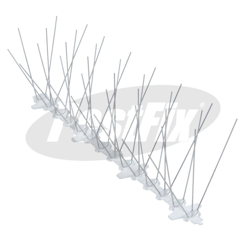 Bird-X Pigeon Spikes Medium in Stainless Steel by PestFix