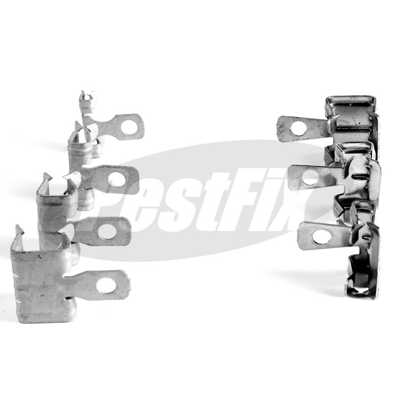 Lindapter Type F9 Flange Clamps