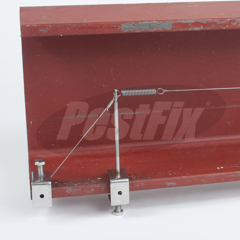 Pigeon Post and Wire Kits For Steelwork