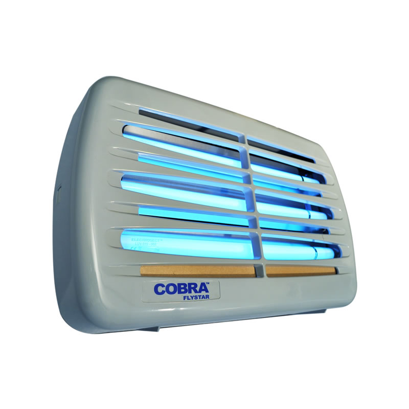 Genus Cobra Electric Flying Insect Killer Range