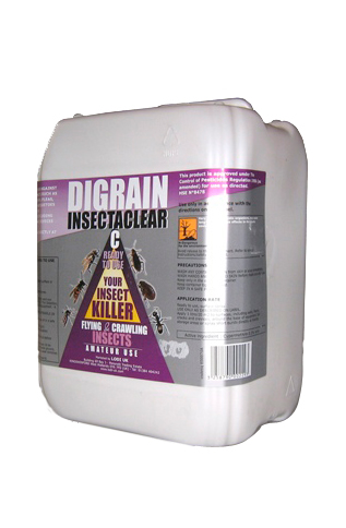 Digrain Insectaclear C Surface Spray Ant Killer