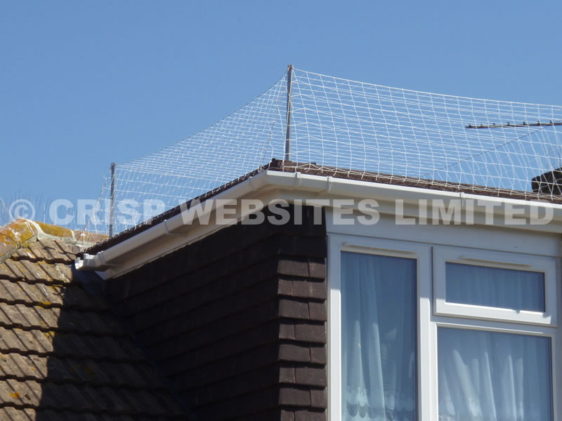 Seagull Netting Dormer Roof Kits