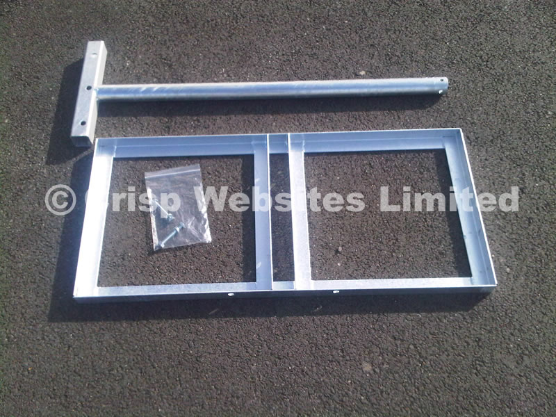 Intermediate Non Piercing Roof Mount