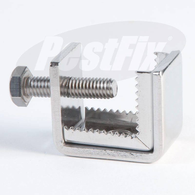 Counter Tension Beam Clamp 20mm - Stainless Steel