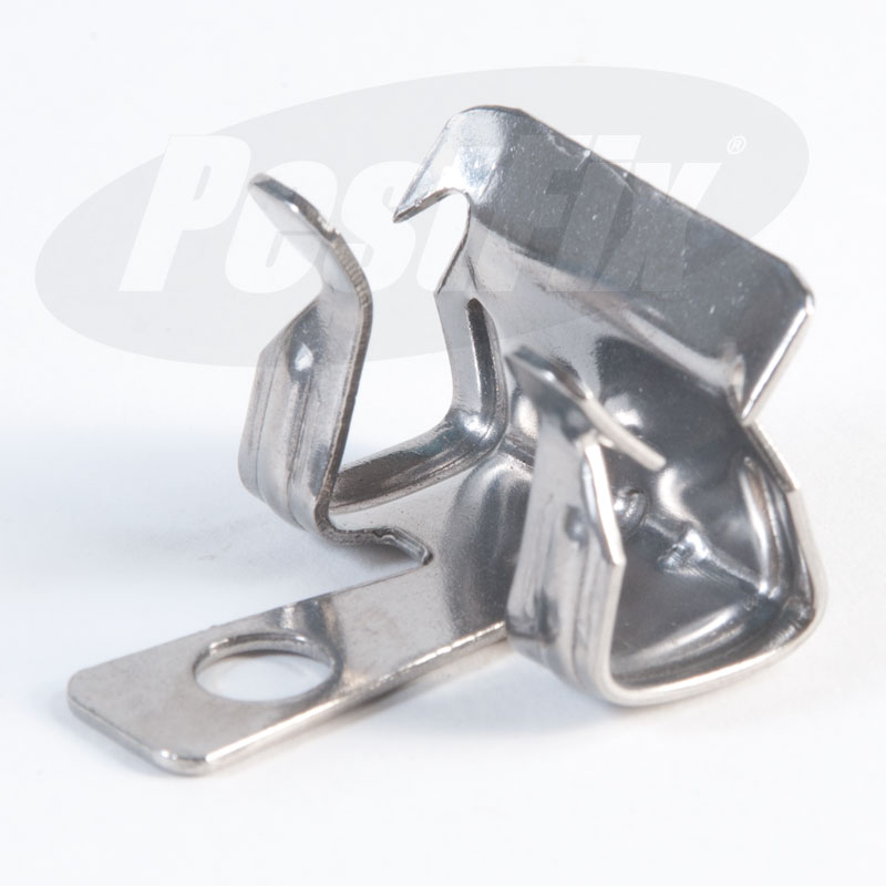 Beam Clip Hammer-On Structural Steel Intermediate Fixings