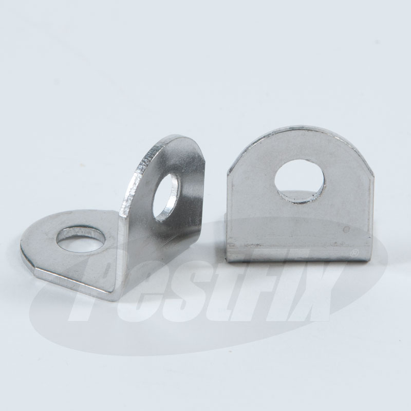 Angle Bracket Intermediate Fixing For Steel Cladding