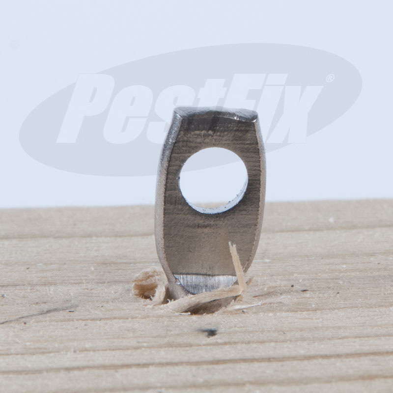 Screw Pin Intermediate Fixing For Timber and Masonry Stainless Steel
