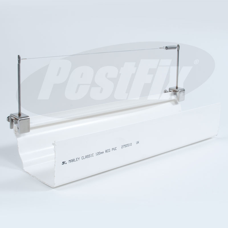 Pigeon Post and Wire Kits For Guttering