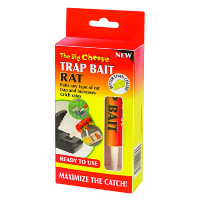 the big cheese rat trap instructions